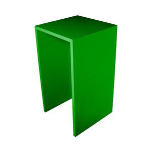 Grøn U-bord