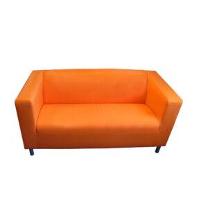 Orenge sofa
