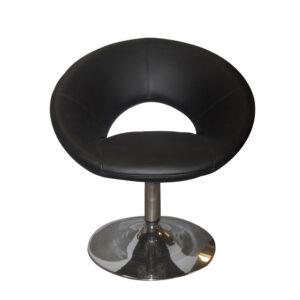 Lounge stol med hul